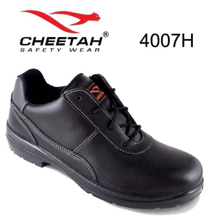 sepatu safety cheetah 4007