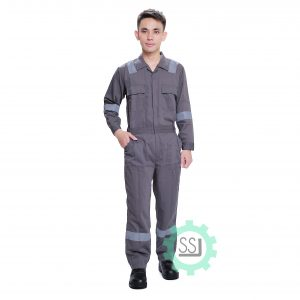 Baju Wearpack Safety Warna Abu